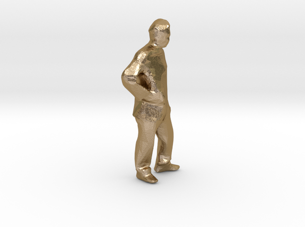 """hands on hips 1/4"""" scale 3d printed"""