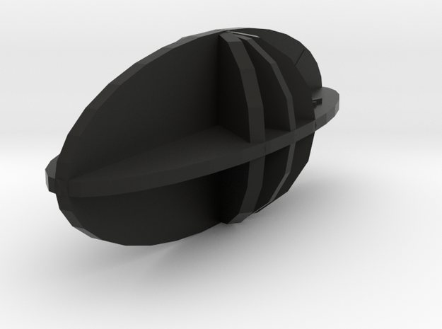 Biaxial Positive 3d printed