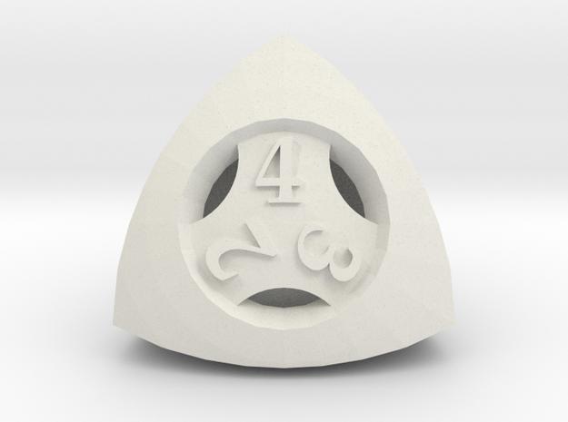 Overstuffed Die4 3d printed