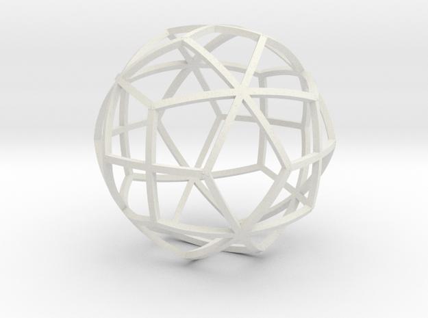 o6k in White Natural Versatile Plastic