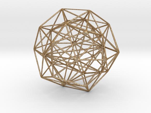 Dodec Grid 3d printed