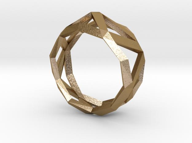 Comion ring medium 3d printed