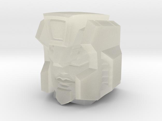 Classics Thunderclash Head in Transparent Acrylic