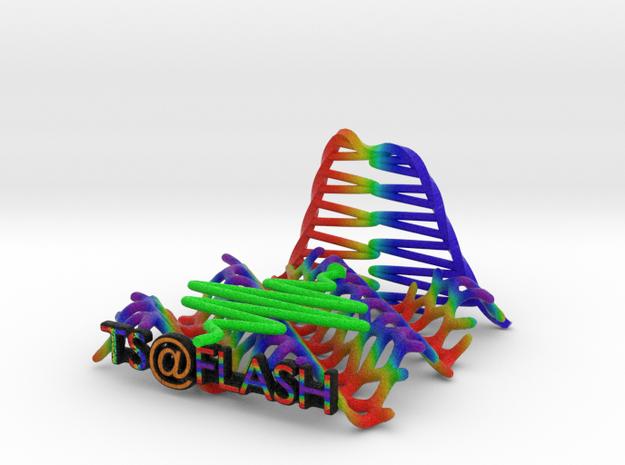 TS@FLASH V20 3d printed