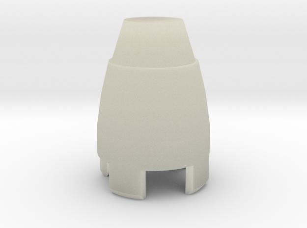 sonic cap 3d printed