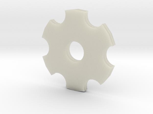gears.dae 3d printed