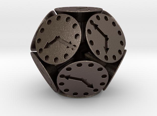 Dodclock Die (3 cm) 3d printed