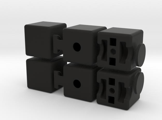 1x2x3 Rubiks Cube 3d printed