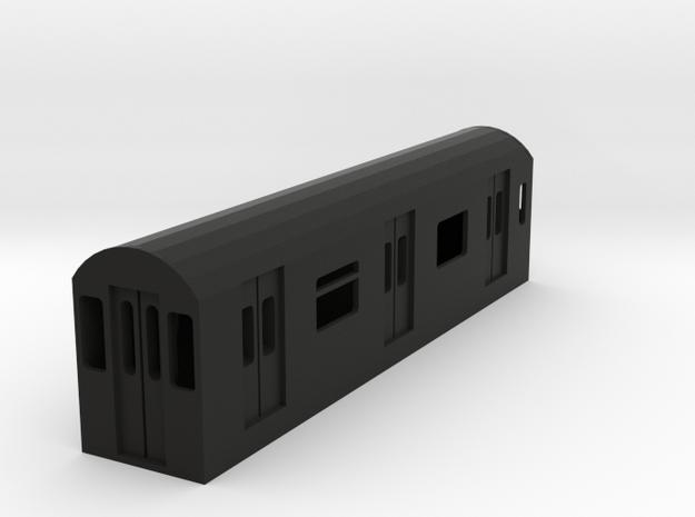 R142 Subway Car 3d printed