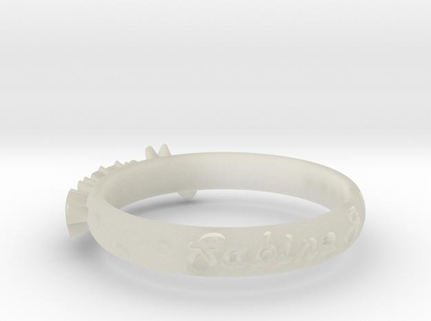 RingVersion2.2 3d printed