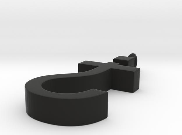 Devout Agnostic 3d printed