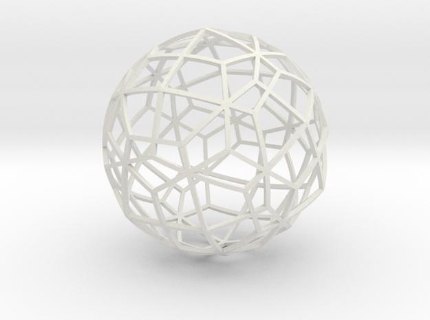 o10iii big thin in White Natural Versatile Plastic