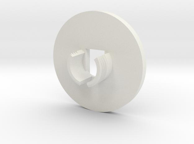 u4 in White Natural Versatile Plastic