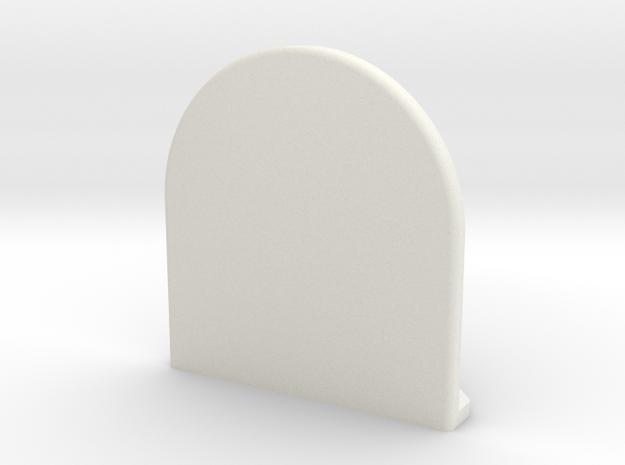u3 in White Natural Versatile Plastic