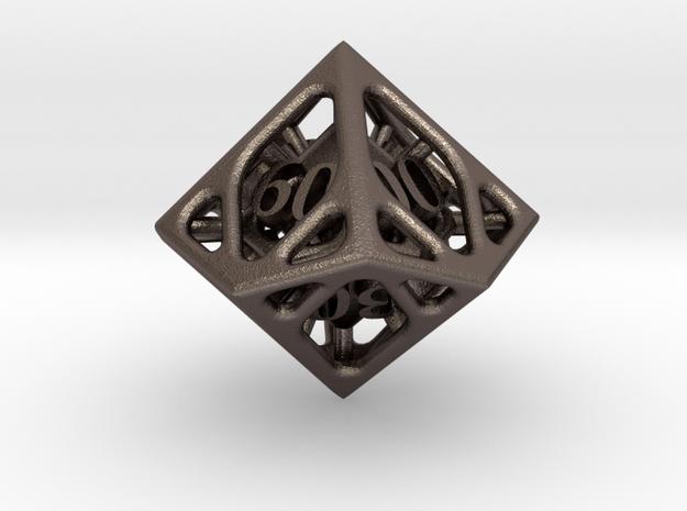 Cage Decader Die10 3d printed