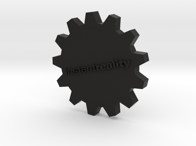 InstantReality Gear 3d printed