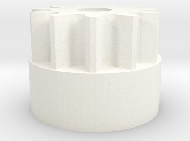 Reprap Wades Small Gear (Nopheads Version) 3d printed