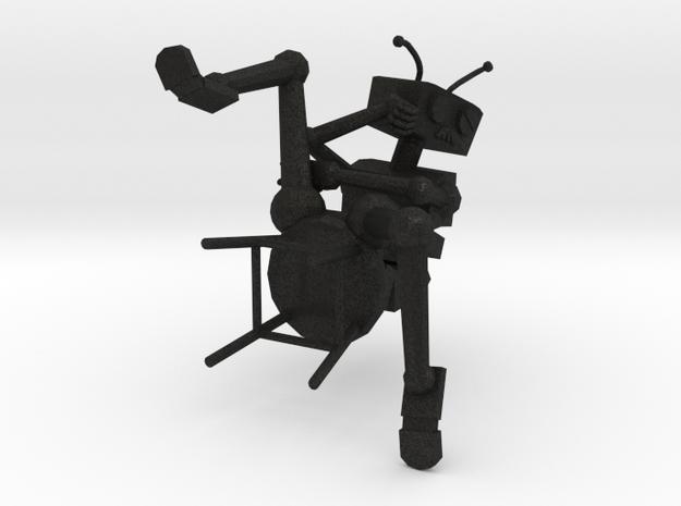 Depressed Robot 3d printed
