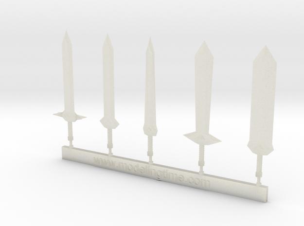 Sword kit # 1 3d printed