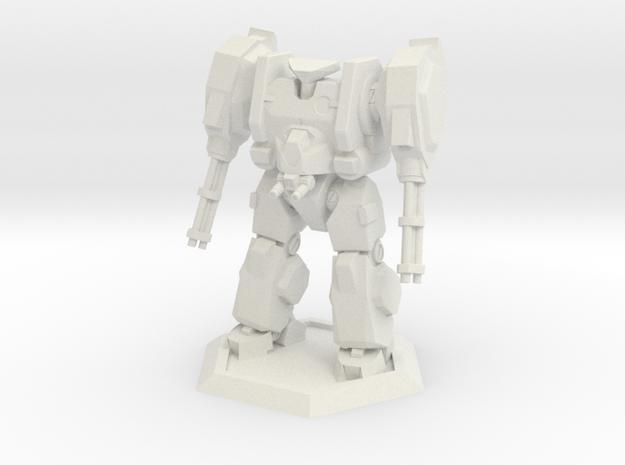 Mecha- Hunter (1/160th) 3d printed