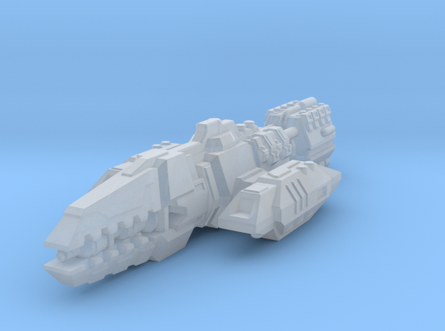 Colonial Warrior 3d printed