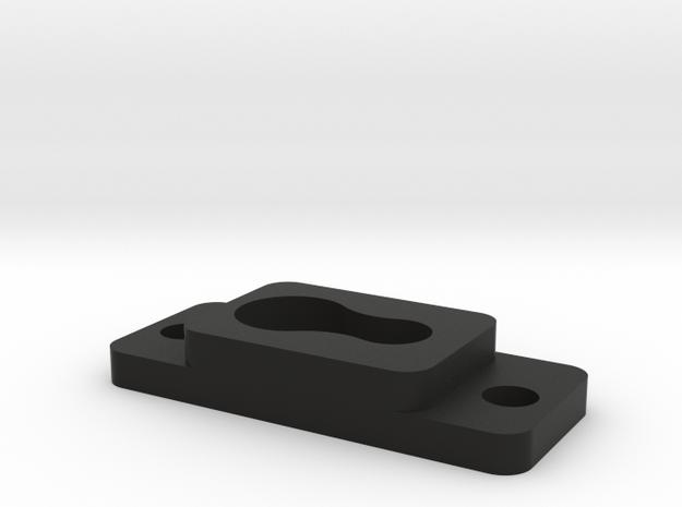 Light_fixture_adjustment_fastner 3d printed