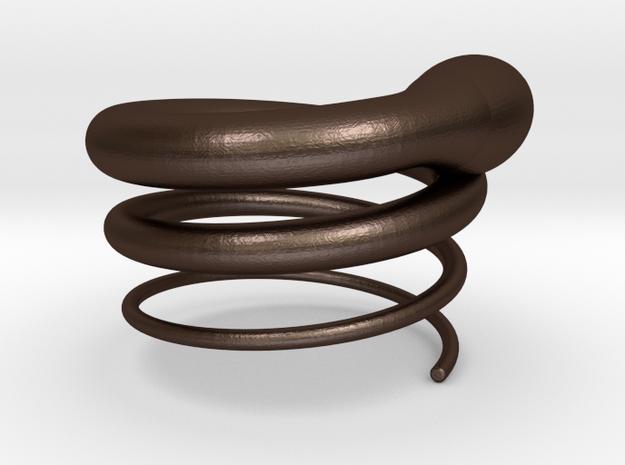 Shamila Ring 3d printed