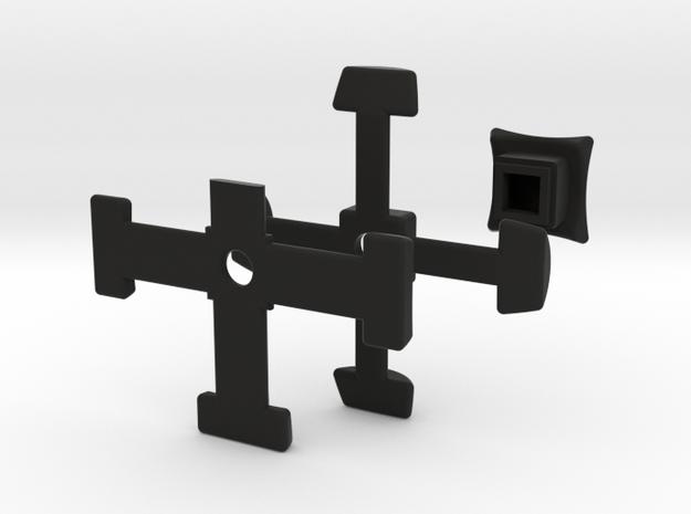 slim 3x3x4 center misc. (print 2) 3d printed