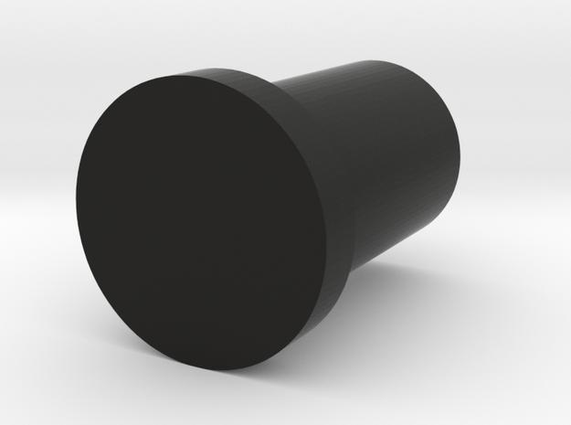 slim 3x3x4 pin (print 1) 3d printed