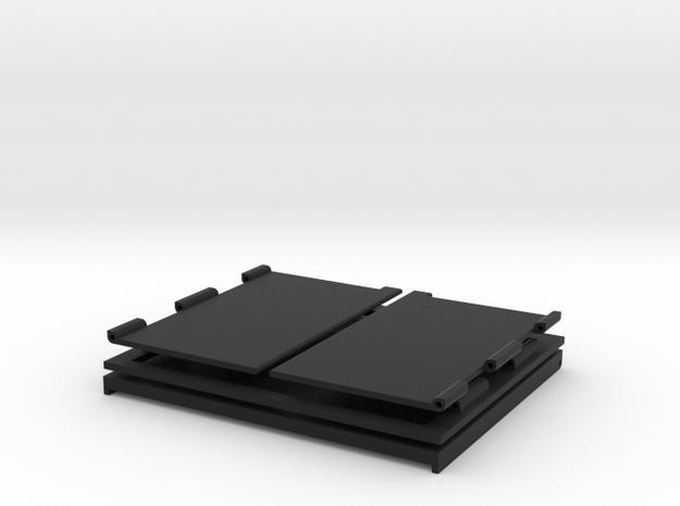 Sun Shield for Digicam Screen 3d printed