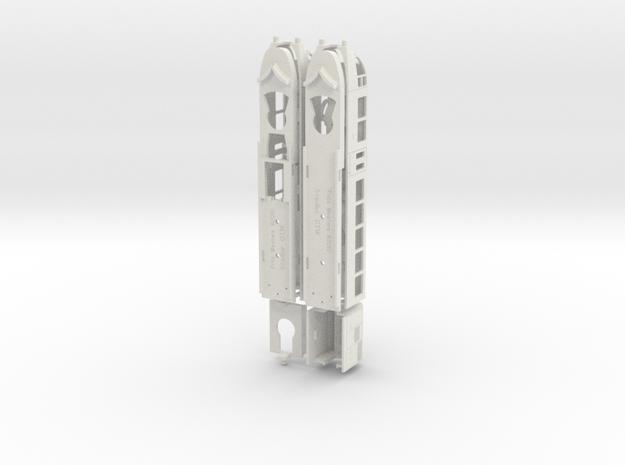 GTW 2_6 Diesel in White Natural Versatile Plastic