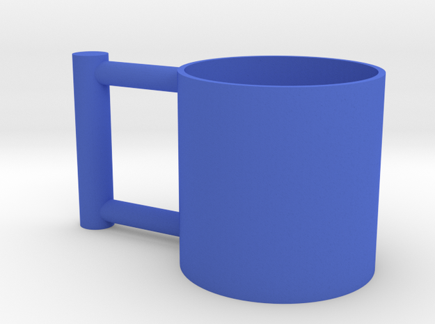 Greedy Cup V2 3d printed