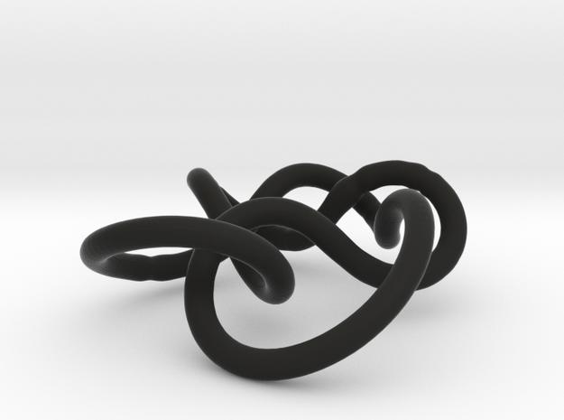 Prime Knot 6.1 3d printed