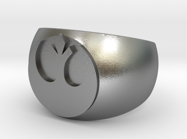 sw rebel ring 3d printed