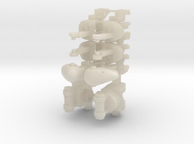 Full CDroid 2pk 3d printed