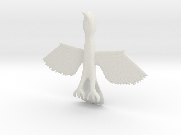 phx in White Natural Versatile Plastic