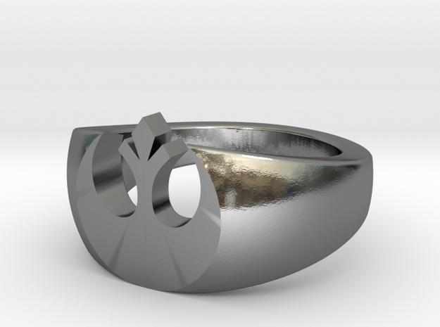 sw rebel ring v2 3d printed