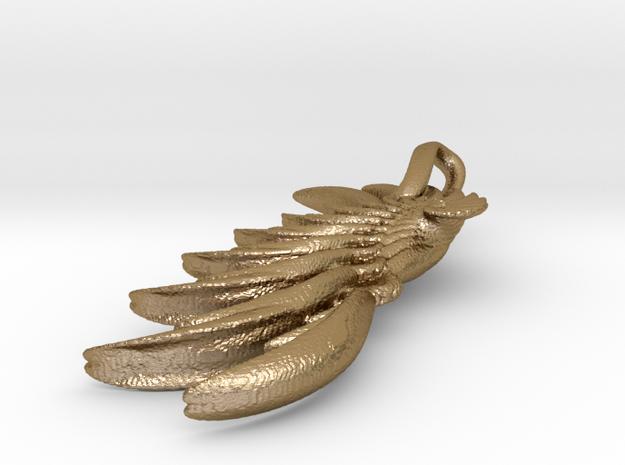 Pendant : Wing 3d printed