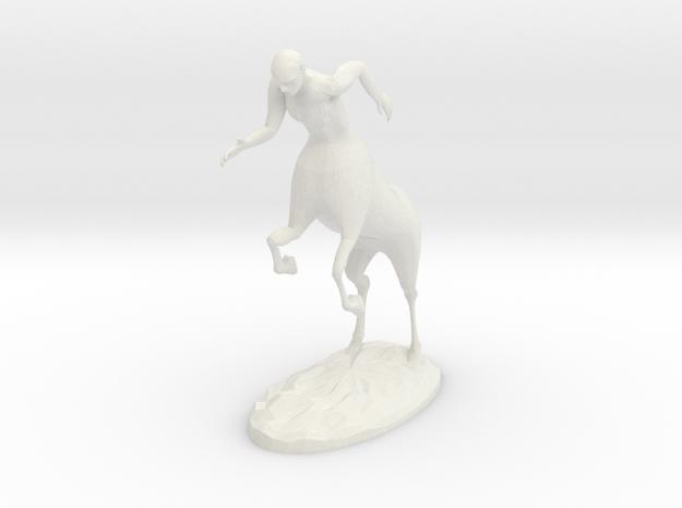 Centaur Figure 3d printed