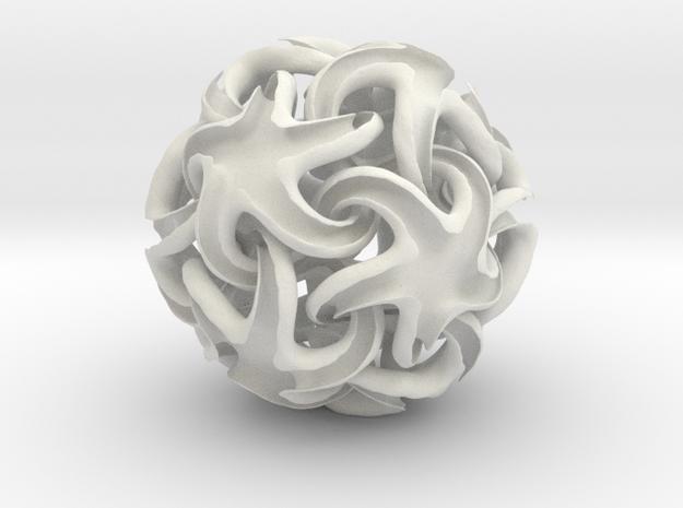 Mushroom Starfish Thingy 3d printed