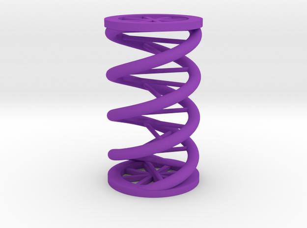 DNA String 3d printed