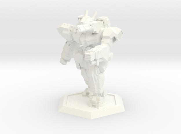 WHAM- King Sandman (1/500th) 3d printed