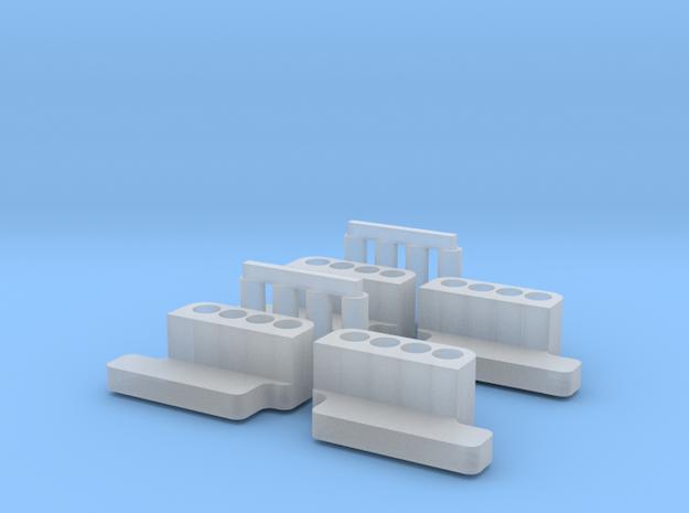 1/50 Adapter für Grei. in Smooth Fine Detail Plastic