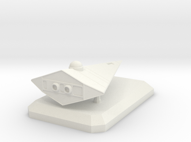 Scout (landed) 3d printed