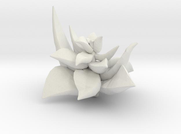 Succulent 3d printed