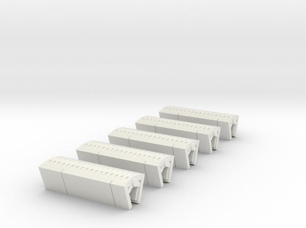 Digitale CTA (N) in White Natural Versatile Plastic