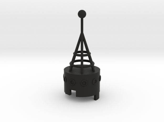B.Y.O.S.S. End Cap Antenna Large ver1 3d printed