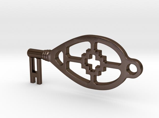 sleutel 3d printed