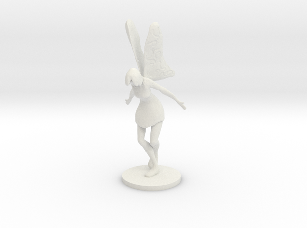 Fairy Figurine 3d printed