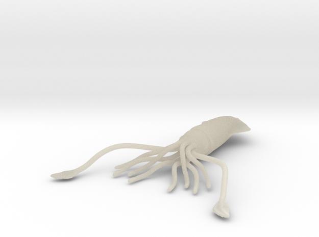 Kraken 3d printed